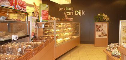 Winkel bakkerij van dijk